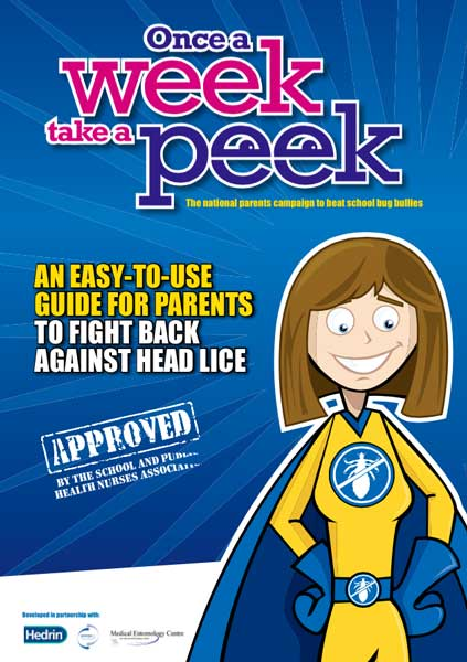 Headlice Booklet