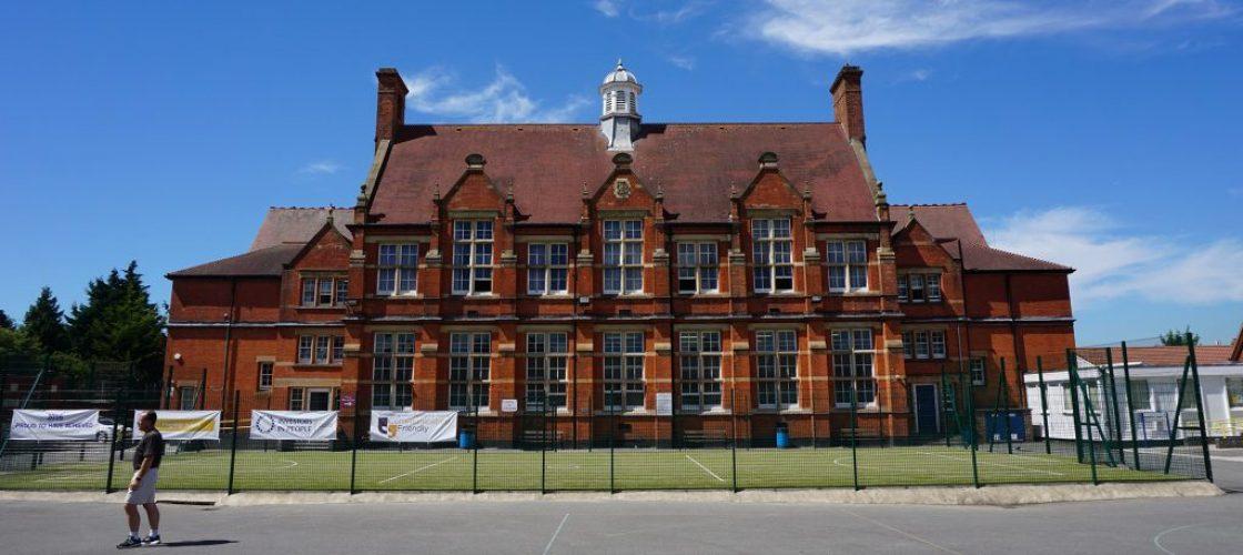 Bensham Manor School Main Building Image