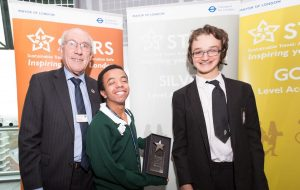 TFL School of Excellence Award