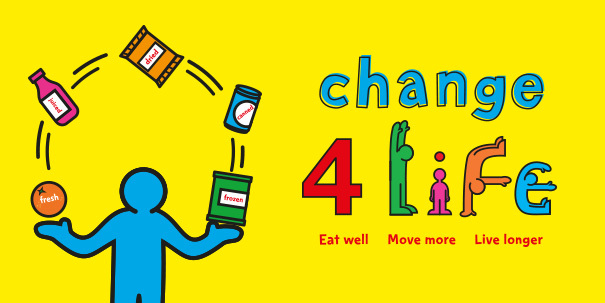 Visit the Change4Life Website