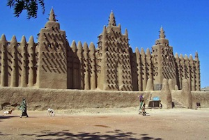 Grand-Mosque Mali